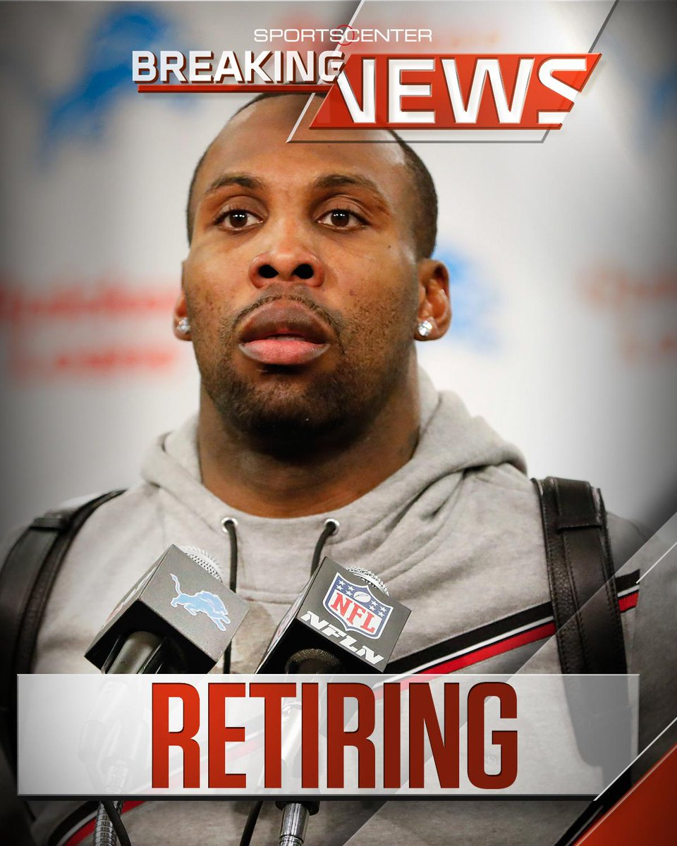 Breaking: Anquan Boldin has informed the Bills he is retiring. (via @J...