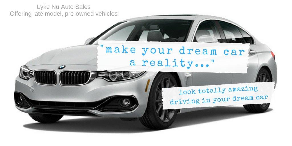 Reality Auto Sales >> Lyke Nu Auto Sales Lykenuauto Twitter