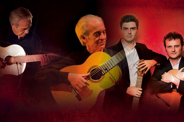 #WIN tickets to #Guitarra this Friday at Comedy Theatre, Melbourne: https://t.co/qDfFvqV3Ke