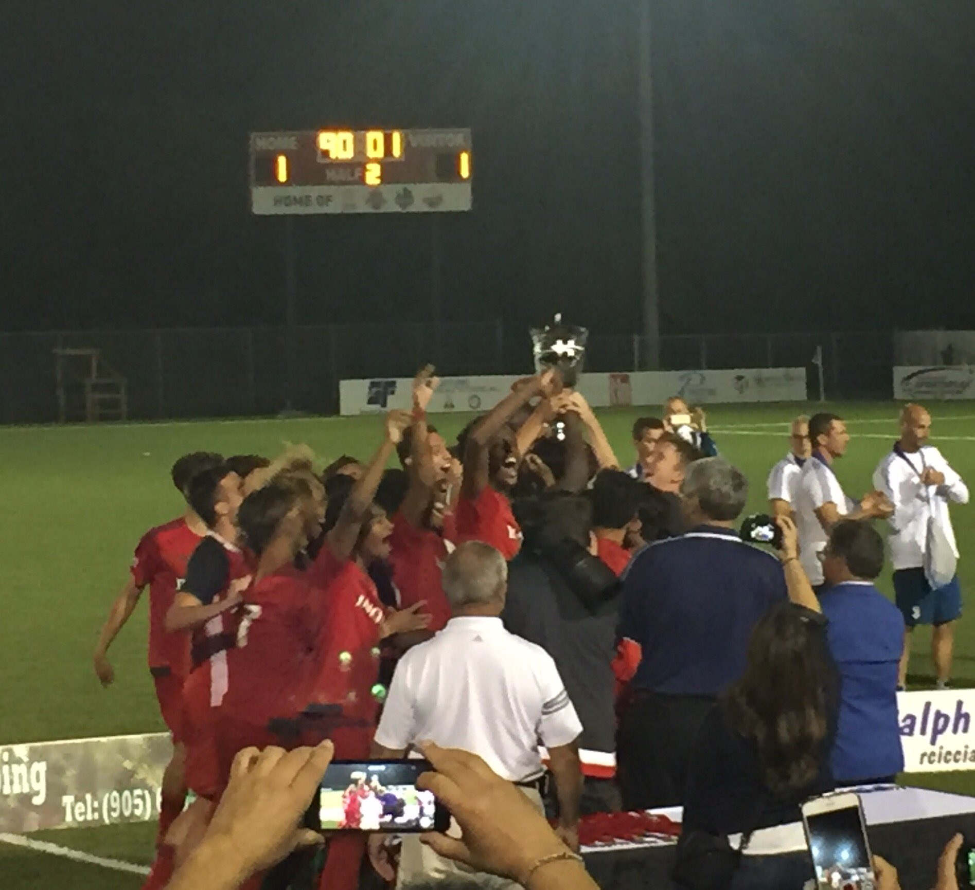 RT @tfcacademy: Toronto FC U-17s International Youth Soccer Cup Winners https://t.co/e1cT8Mp8mf
