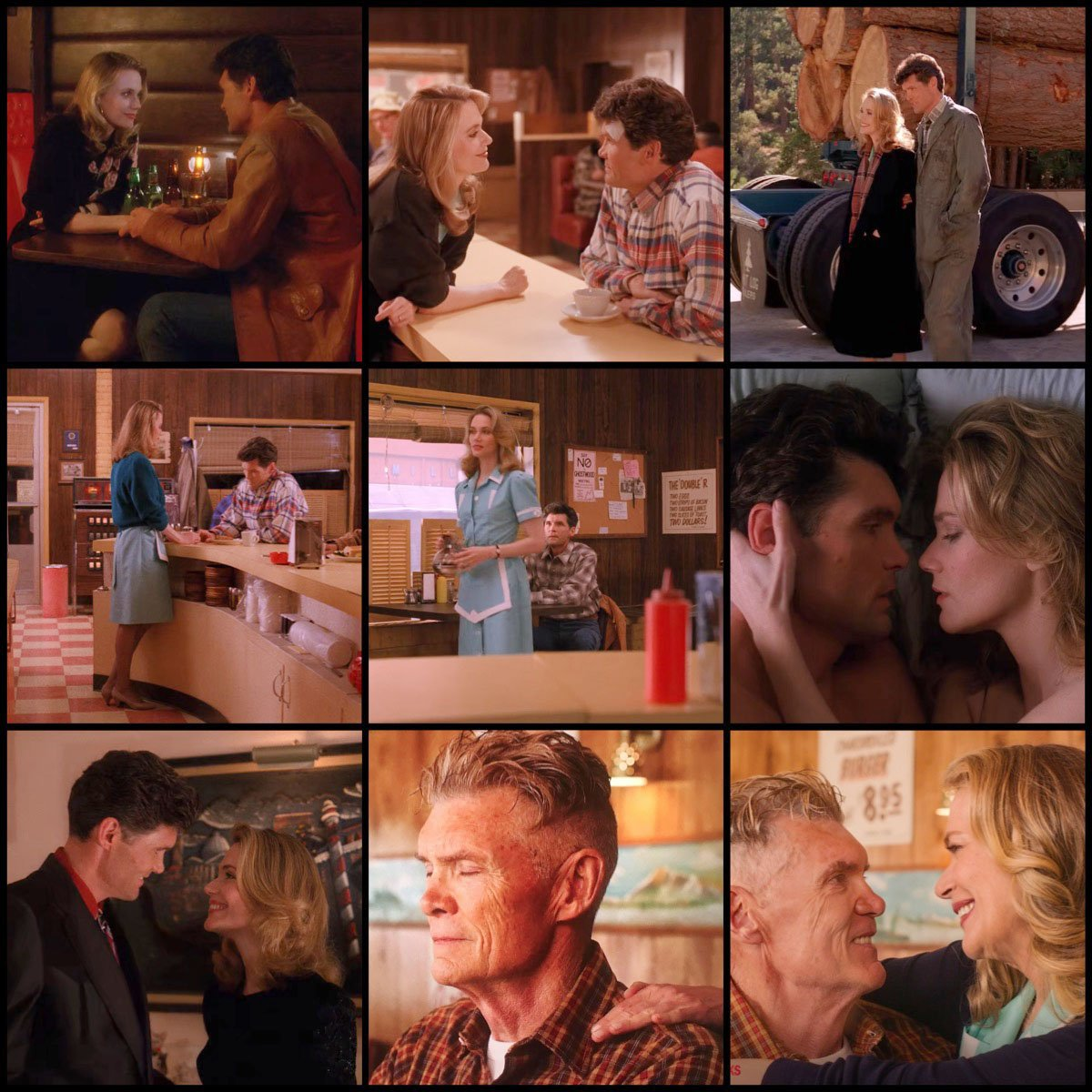 I've been loving you too long to stop now #TwinPeaks #RelationshipGoal...