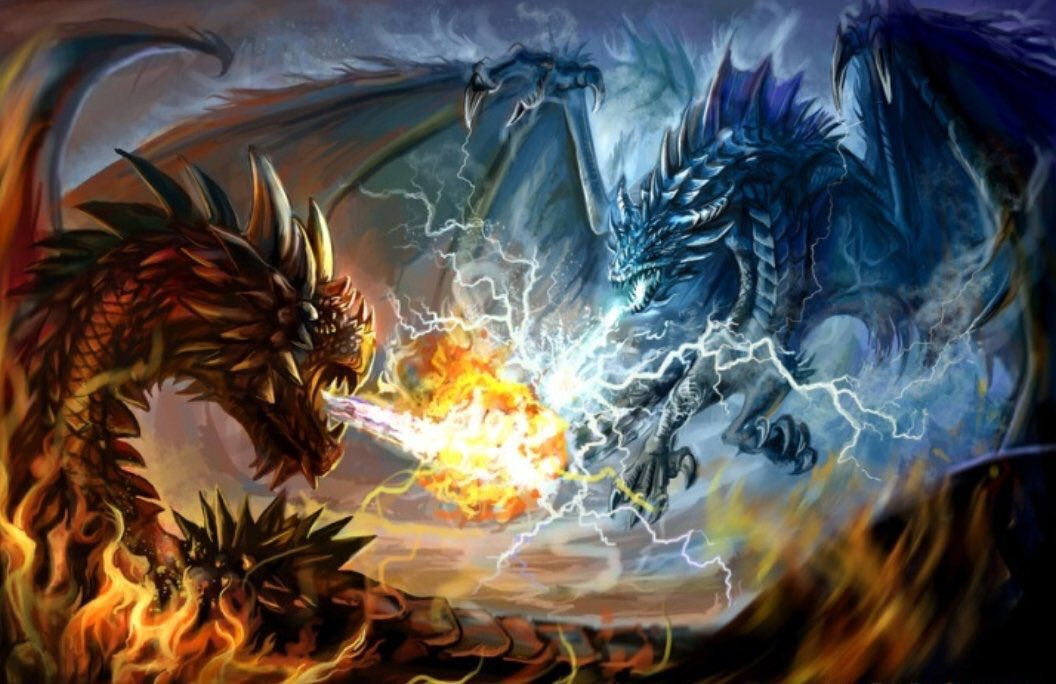 Vanessa aragon on twitter and you thought ice and fire was jon and dany gameofthones - Awesome dragon pictures ...