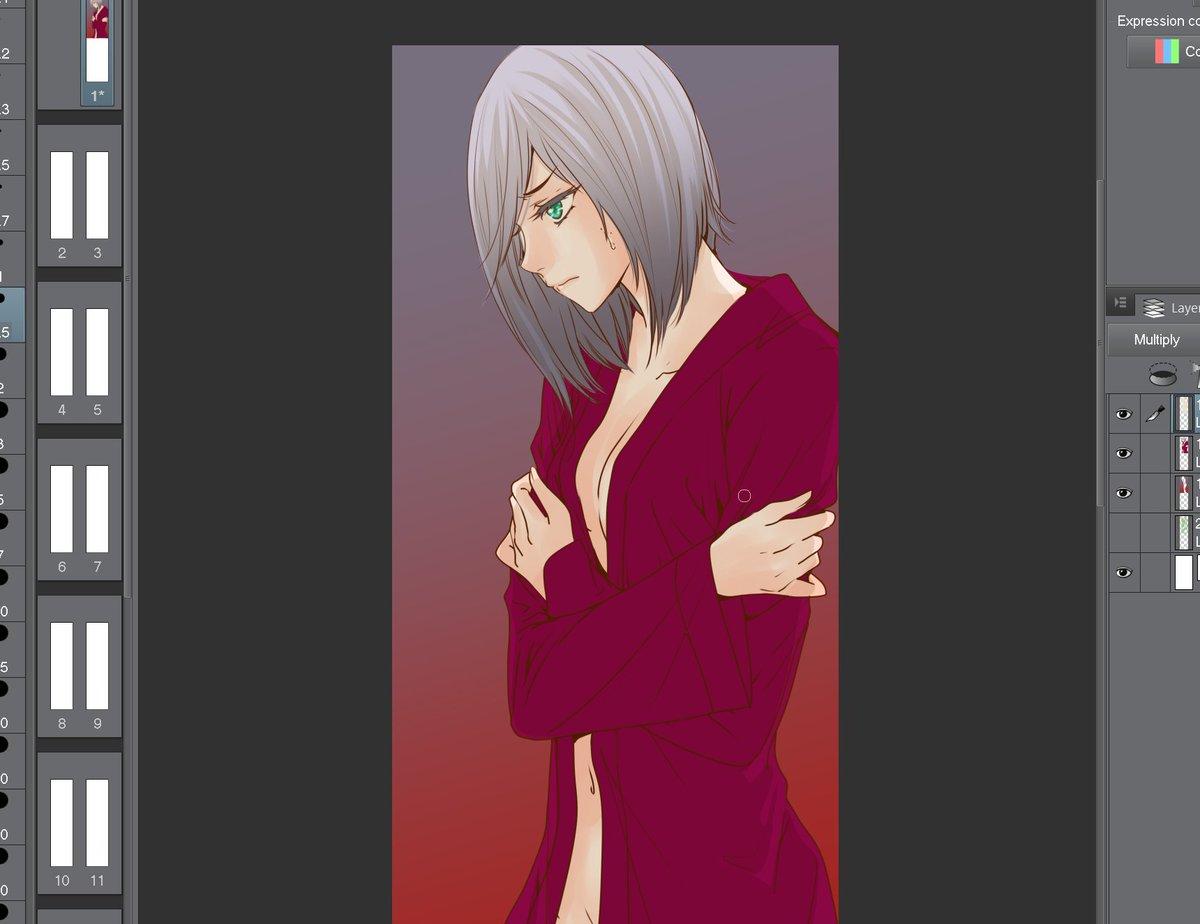 #Sue #Pulse bad conscience?! #manga #comic #comics #webcomic #yuri #lezhin #art #story #ratanasatis #friday #episode60<br>http://pic.twitter.com/o2ND7hCHC1