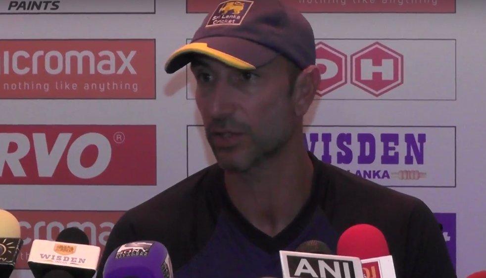 (Video) Post-match press conference - 1st ODI, #SLvIND, 2017: https://t.co/z8JXvrQH2R https://t.co/Lipg9vpGLD