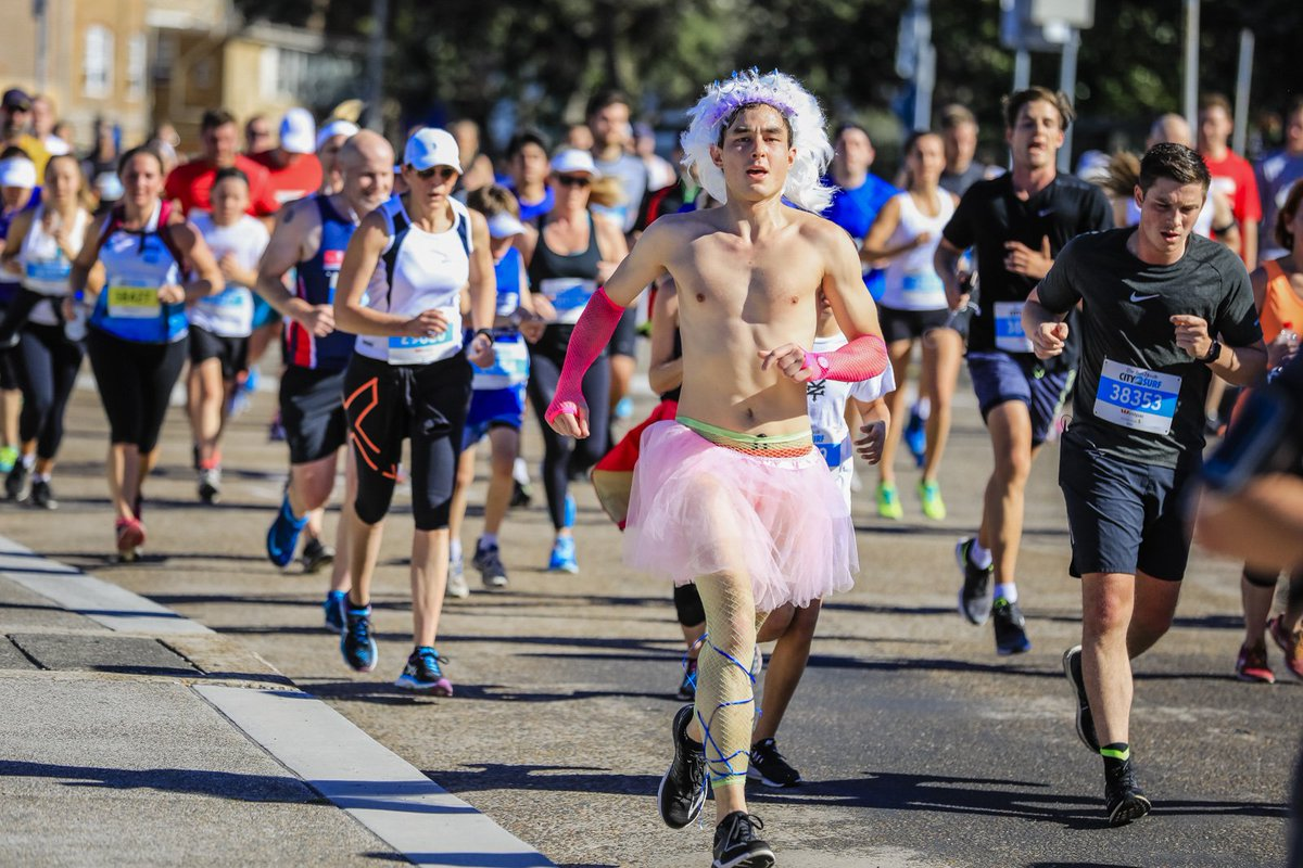 #City2Surf: Check out these great costum...