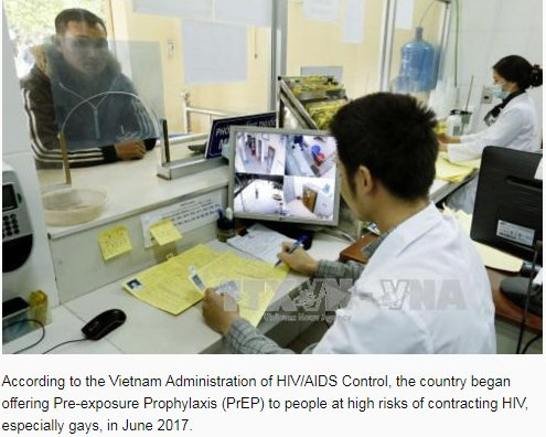 #Vietnam is pilot testing #PrEP in #HoChiMinh City for ppl at substantial risk of #HIV.   http:// ow.ly/aRey30eyaao  &nbsp;   @talkvn @apcom<br>http://pic.twitter.com/gIQ3I9fJqt