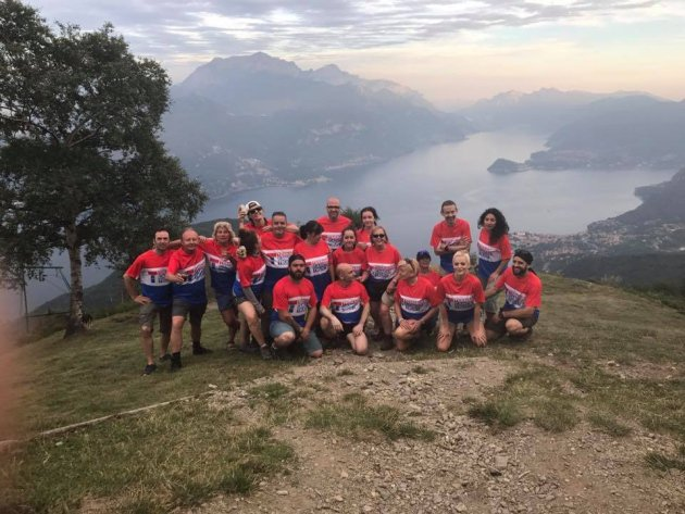 Norfolk group conquers Italian mountain and lake in memory of brave Maisie https://t.co/km9Yjtkip9