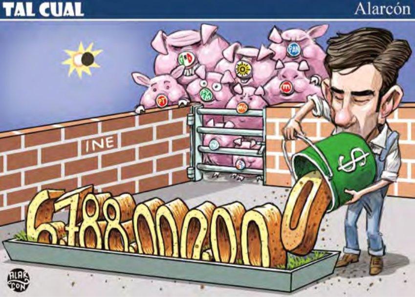 Pa' los cerdos - Alarcón
