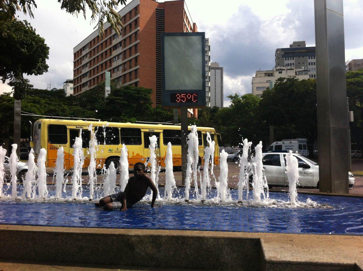 Semana será sem chuvas em Belo Horizonte e região metropolitana https://t.co/4rBEzrc7QC