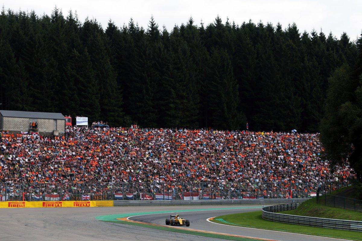 The wait is finally over... Shutdown is done, it's RACE week!!!  #Belg...