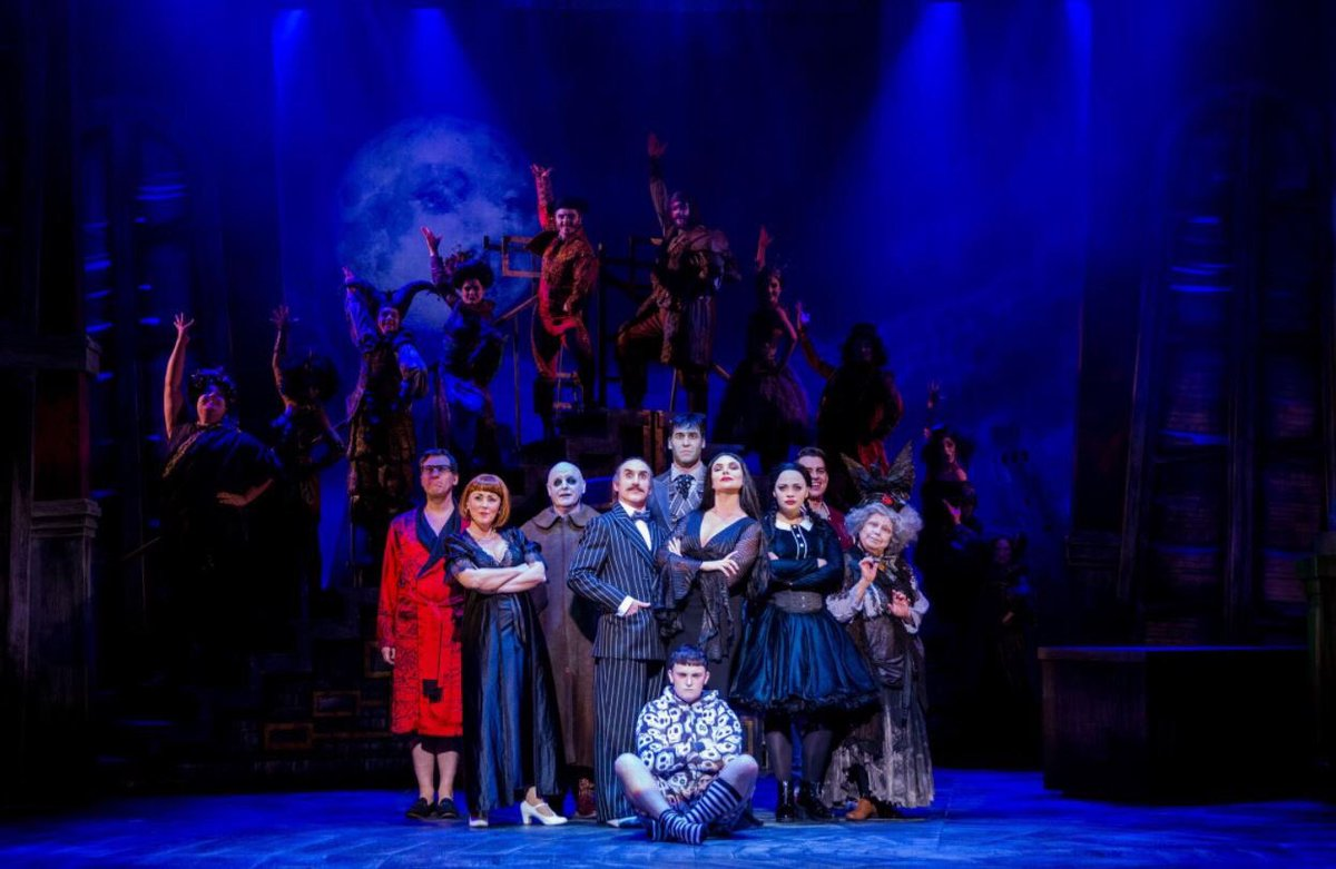 #bristolhippodrome next month #theadamsfamily #creepiest #family #attraction #theatre #bristol @AddamsFamilyUK @BristolHipp not to be missed<br>http://pic.twitter.com/lWBNICpjZQ