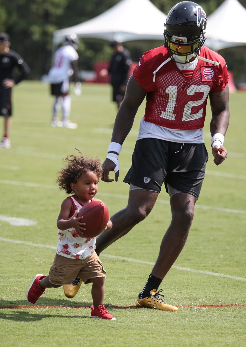 Image result for mohamed sanu and son