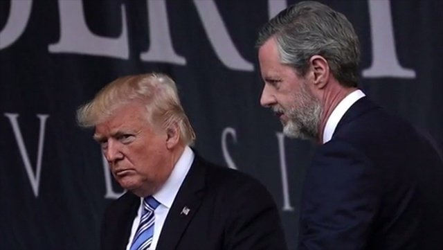 Liberty University grads propose returning degrees due to pro-Trump comments https://t.co/MZckWLvWku