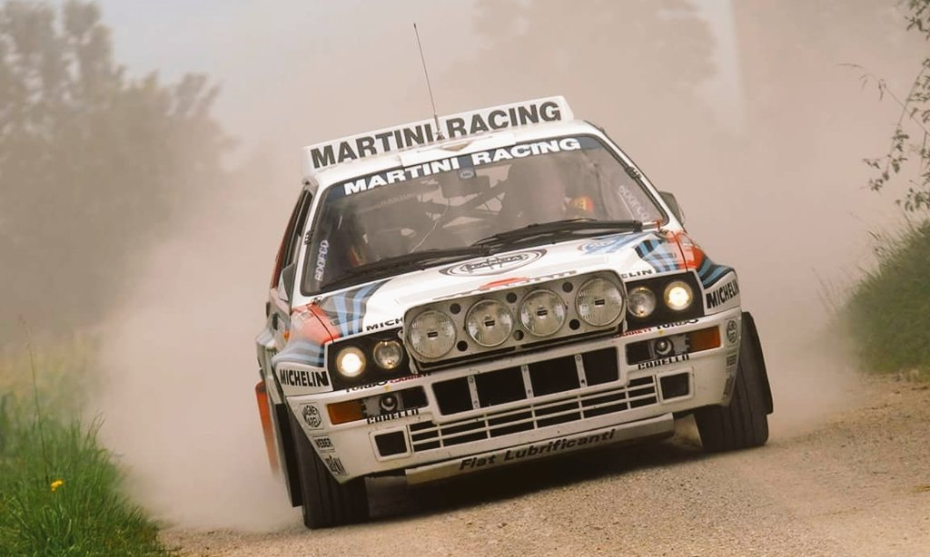 Lancia delta integrale технические характеристики