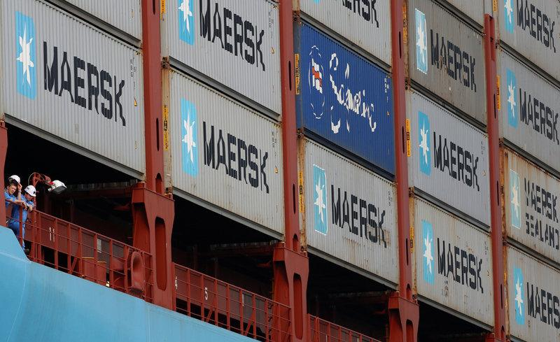 Maersk agrees to sell oil unit to Total in $7.45 billion deal https://t.co/2cU1xSe8jZ https://t.co/rUXfuVWQTV
