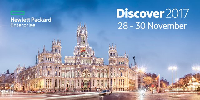 Top 10 reasons to attend #HPEDiscover 2017 in #Madrid  http:// bit.ly/2wo9fCO  &nbsp;  <br>http://pic.twitter.com/nAubnYGqB8