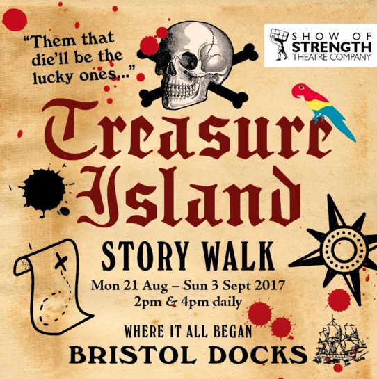 Treasure Island Story Walks begin this afternoon in #Bristol - #kids are sure to be enraptured by the swashbuckling tales! #events #summer<br>http://pic.twitter.com/rX8XQ1Ja3B