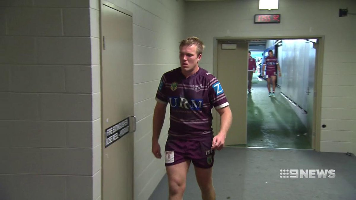 The @SeaEagles admit this season would be a waste if they fail to make #NRLFinals, after promising so much. @Danny_Weidler reports. #9News