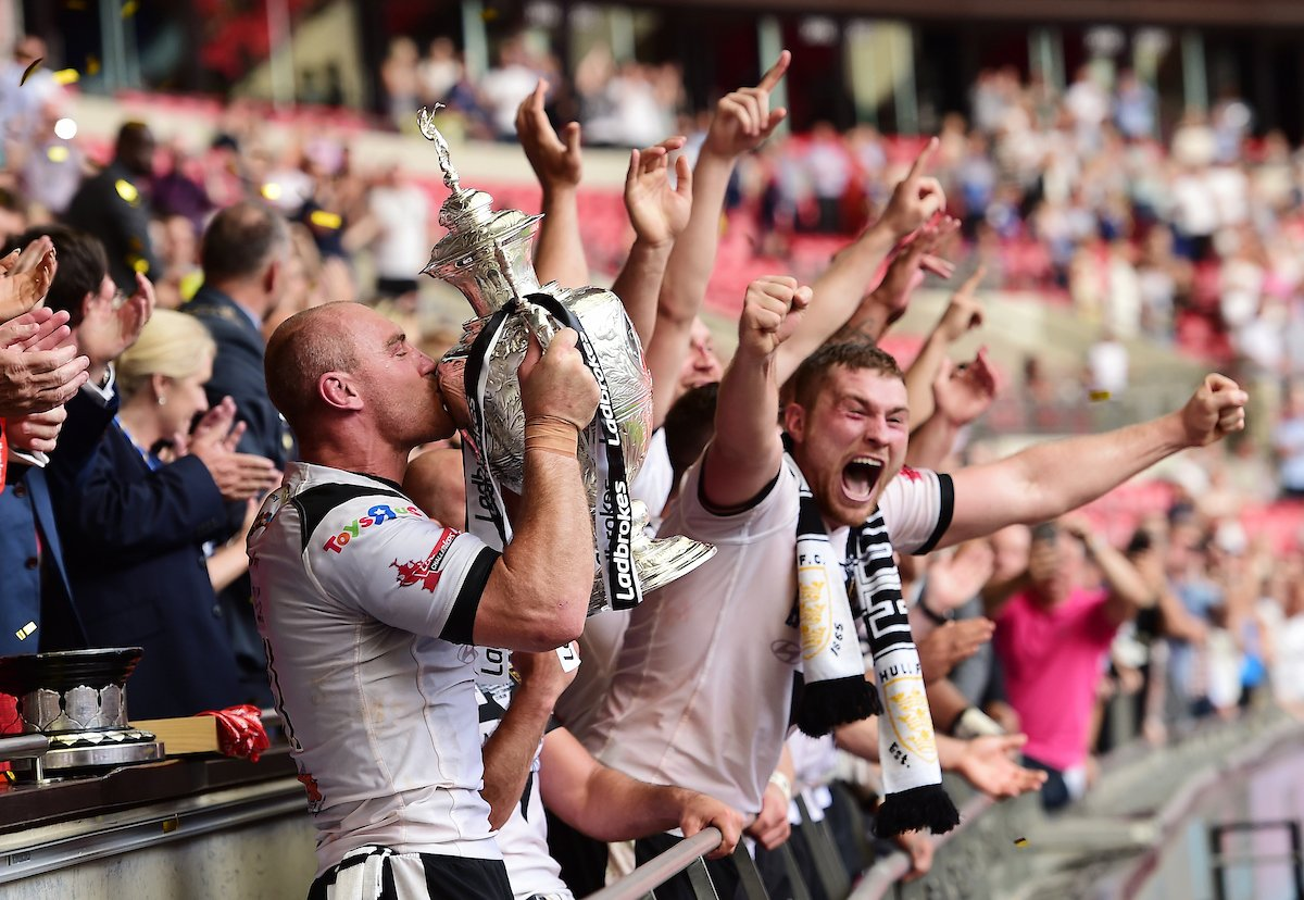 #ChallengeCup  Here's some #MondayMotivation for all @hullfcofficial f...
