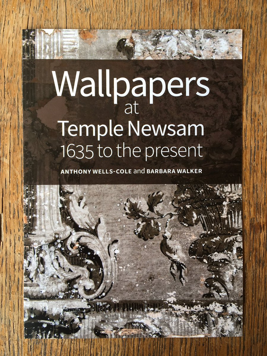 We are very excited that a catalogue of our #wallpaper collection will be published in December! The product of 40yrs of dedicated research. <br>http://pic.twitter.com/YiOULTW4fZ