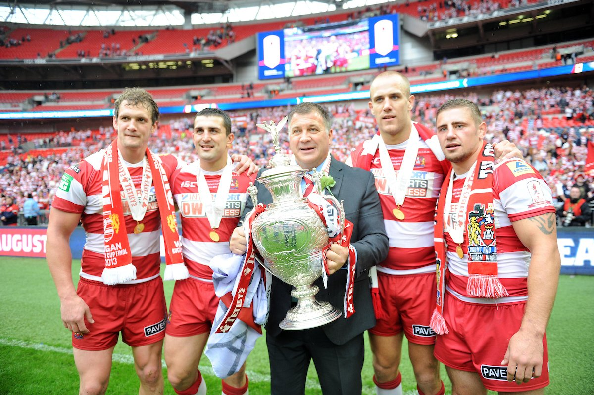 #ChallengeCup  Here's some #MondayMotivation for all @WiganWarriorsRL...