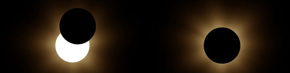 Eclipse solar irá cobrir o sol completamente nos EUA nesta segunda https://t.co/5TjQZCjLc3 #eclipsesolar #G1