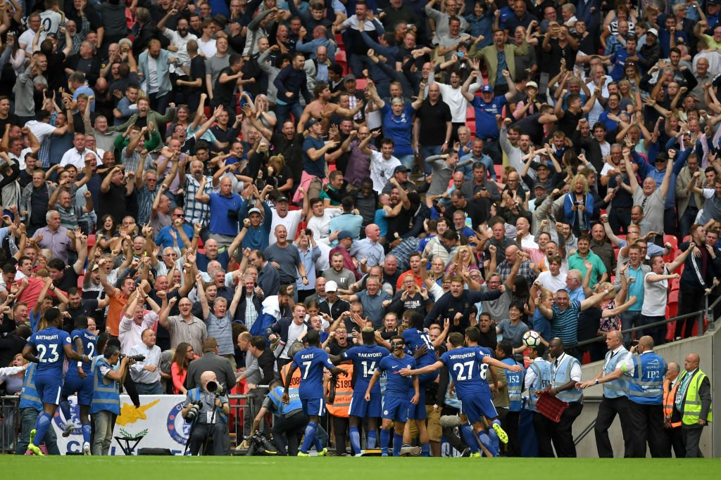 Gary Neville on Chelsea: 'They stood up like champions. They pulled together a makeshift team and they've shown something.'