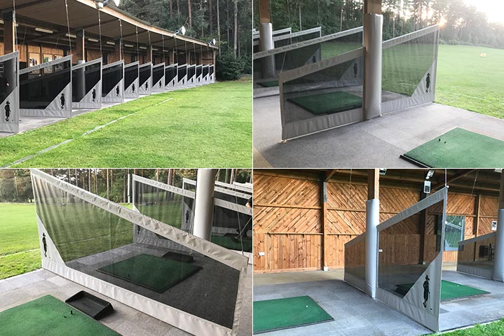 We&#39;ve been busy again, this time at Foxhills Golf Club &amp; Resort @FoxhillsSurrey all bay dividers have been replaced on the #driving #range <br>http://pic.twitter.com/hpw46WSFI6
