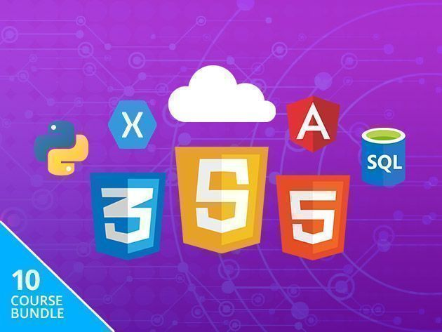 In our 'Ultimate Learn to Code Bundle,' 80+ hours of Ruby, Javascript, Python, Java, HTML5, CSS3, and more 👌😎 https://t.co/AsW6TVCzqB