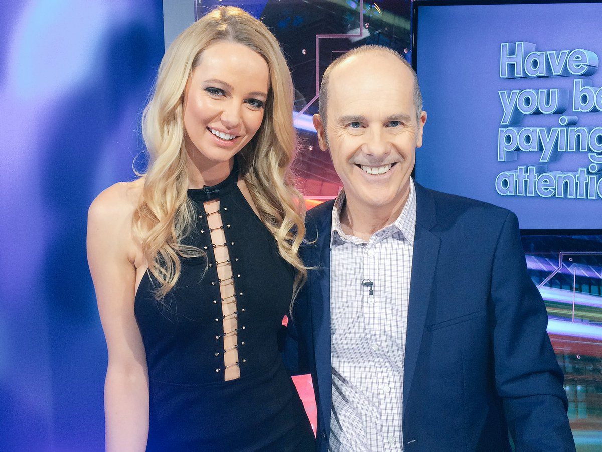 At 8.40pm on @HYBPA Leah and @TomGleisne...