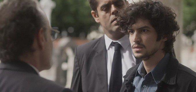 Os Dias Eram Assim: Gustavo decide procurar Alice para provar crimes de Amaral > https://t.co/cNXRpCmiZs