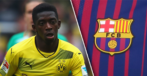 Barcelona are unlikely to meet Borussia Dortmund's £136m asking price....