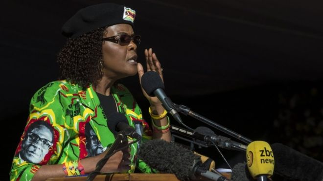 South Africa lets woman behind the throne of Zimbabwe dictatorship leave without answering for assault allegation. https://t.co/HnVTR7Jdfl