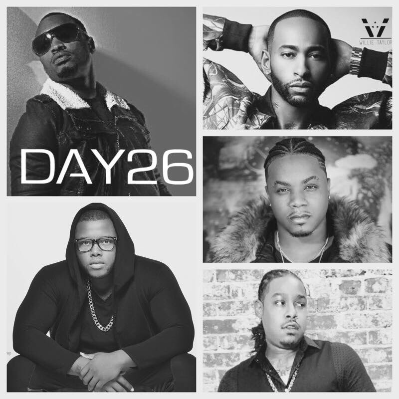 Day26 10 Year Anniversary Concert! #Que #Mike #Willie #Brian #Robert Who&#39;s your favorite member ?#Day26ExperienceNYC  http://www. day26experience.com  &nbsp;  <br>http://pic.twitter.com/yyXfmSkb31