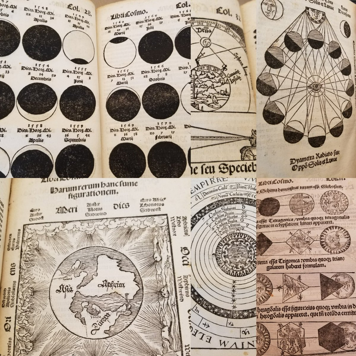 #solareclipse  so many awesome astronomy books @sutrolibrary this from 1525 #lovethislibrary #libraries #rarebooks #archives <br>http://pic.twitter.com/3Uwcwk1EJz