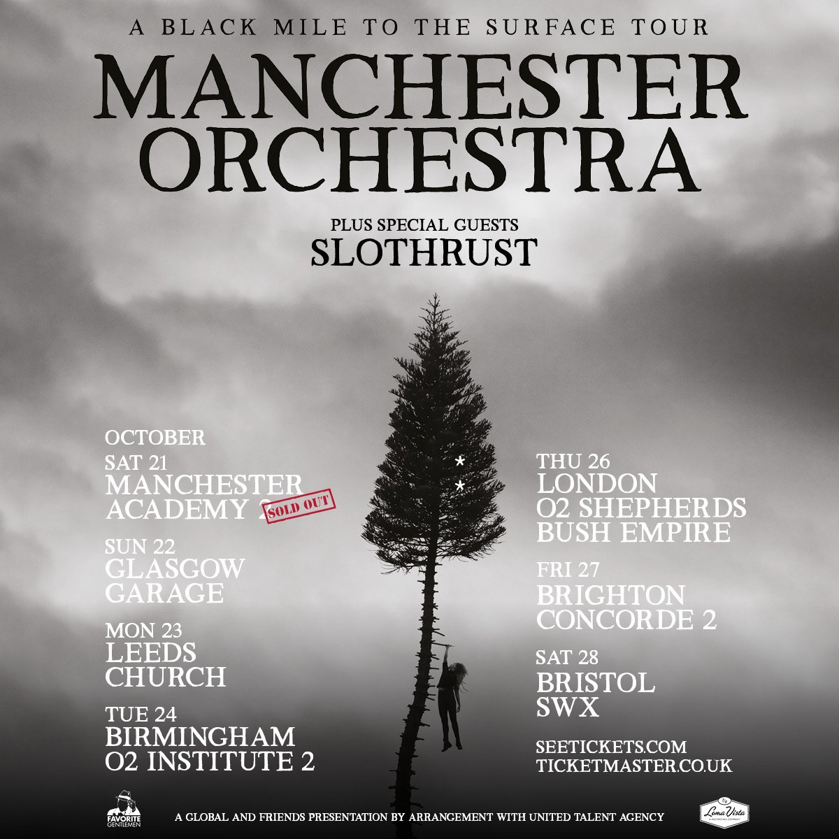 Image result for manchester orchestra o2 birmingham