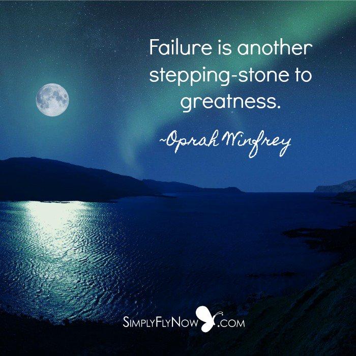 Failures are lessons taking you to greatness...   https:// simplyflynow.com/the-path-towar d-greatness/ &nbsp; …   #oprah #SimplyFlyNow #SuccessTRAIN #SmallBiz #Entrepreneurship<br>http://pic.twitter.com/fbiT4tetkU