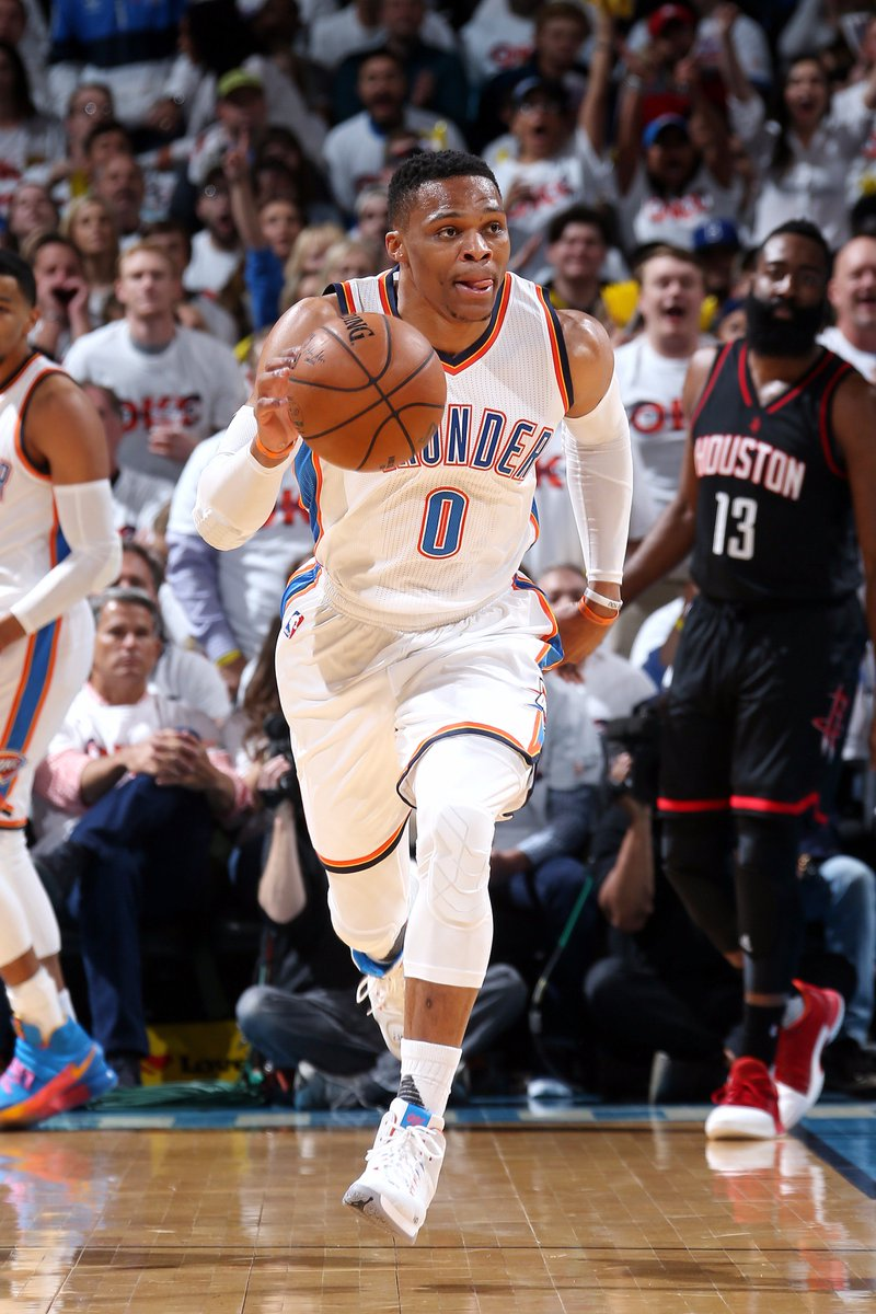 Russell Westbrook Named Players Association MVP https://t.co/36usKj1MzO