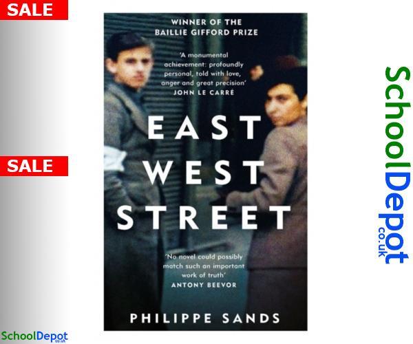 East West Street  http:// schooldepot.co.uk/B/9781474601917  &nbsp;   #PhilippeSands #Sands #Philippe  #EastWestStreet #isbn_9781474601917 #E<br>http://pic.twitter.com/8meCAjv8nF