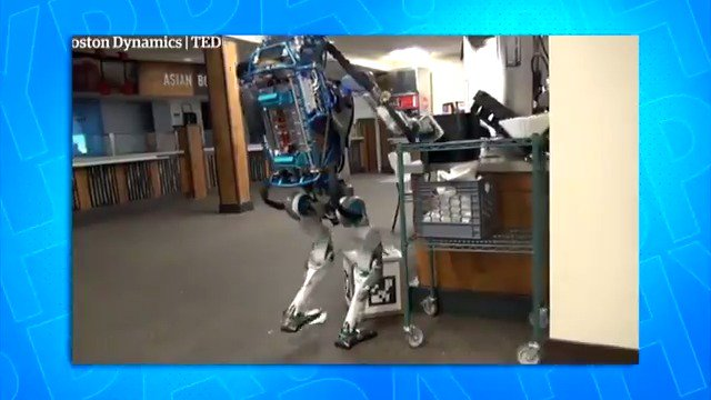 Is there anything robots can't do? 🤖 #HY...