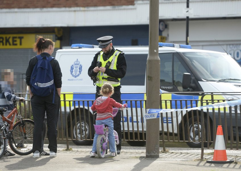 BREAKING: Man arrested as police continue Ferry Road enquiries https://t.co/3K4UnLCyop