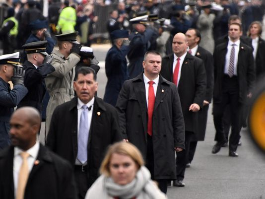 President Trump's travels and family are depleting the Secret Service's funds for agents. Our report: https://t.co/eOdOmBZDJF