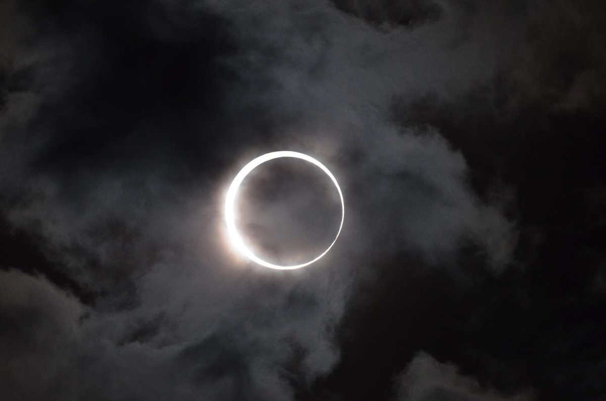 Reminder to NOT stare at the sun during the solar eclipse today. You w...