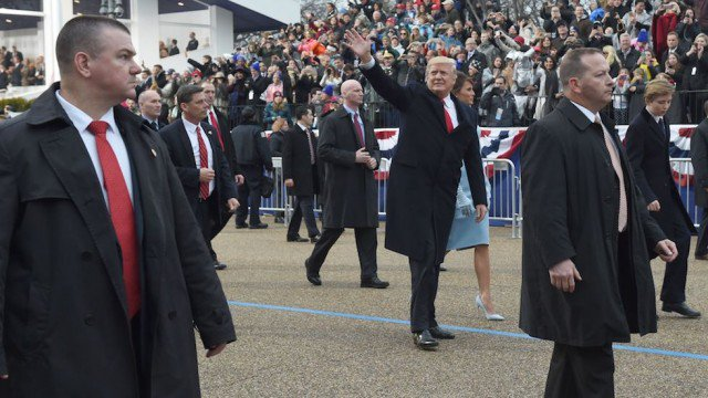 Secret Service running out of money due to Trump's frequent travel to...
