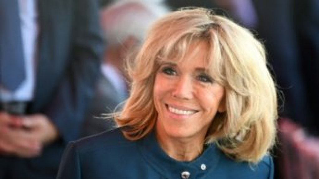 French presidency gives Brigitte Macron official role, but no salary h...