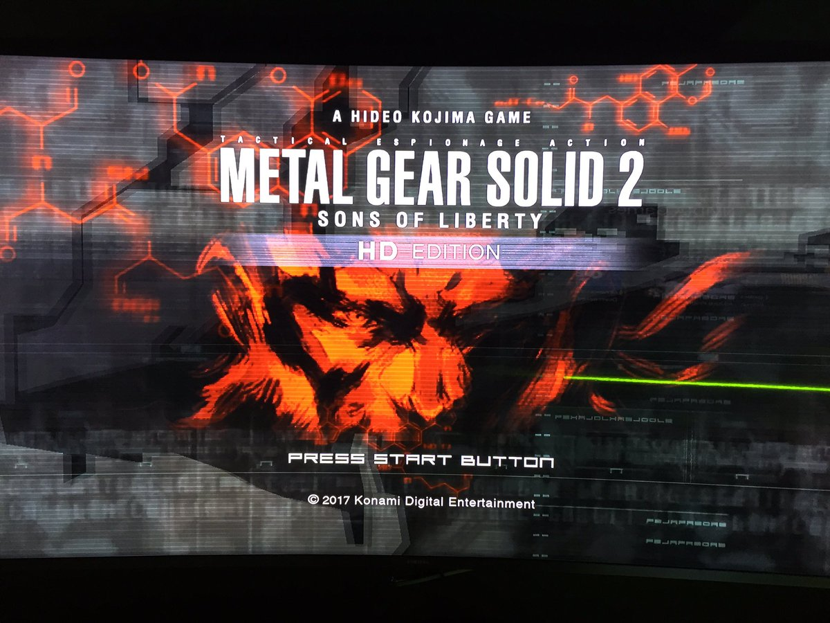 Metal Gear Solid 2 HD coming to Nvidia Shield tomorrow [out now