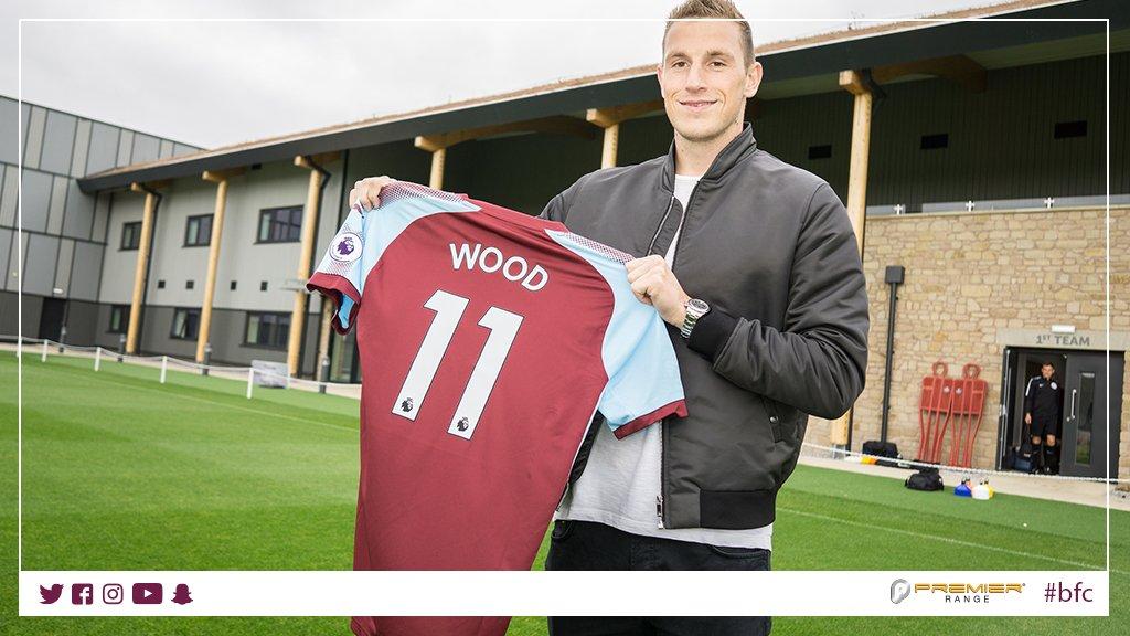 Bekräftat: Wood till Burnley
