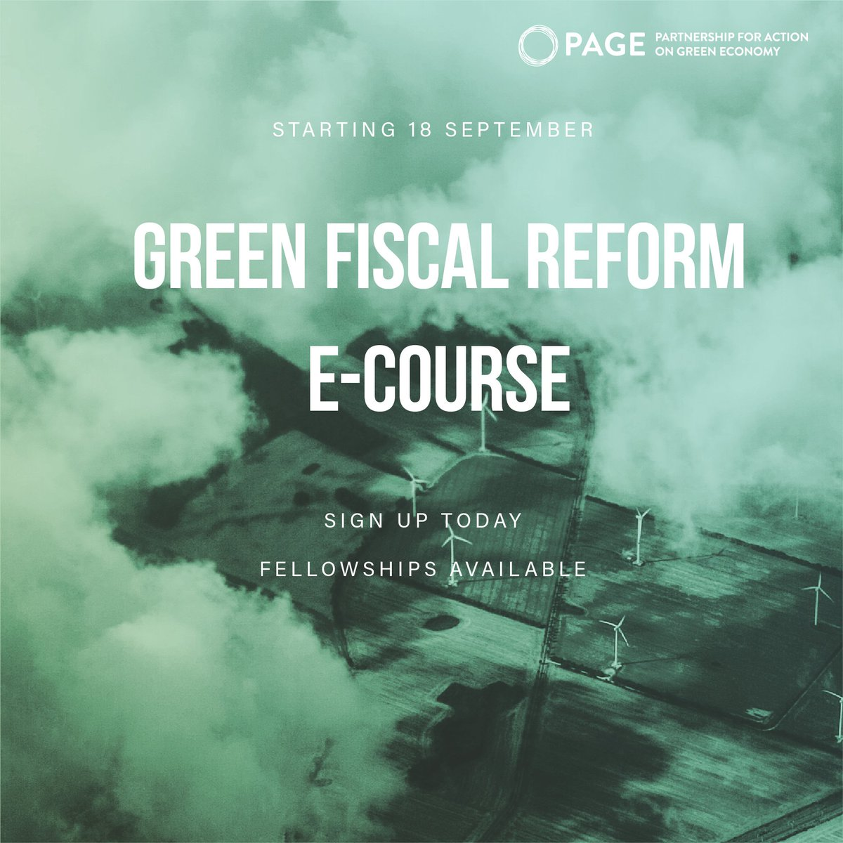 Learn about #Green #Fiscal Reform #ecourse. Join #ecourse from 18 Sep-10 Nov @PAGExchange. Sign up today &gt;  http:// bit.ly/greenfiscalref orm &nbsp; …  #SDGs<br>http://pic.twitter.com/6uU2rlVwNB