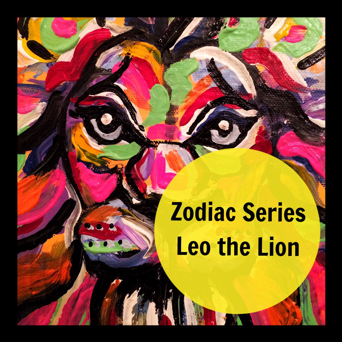 Zodiac Series: Leo the Lion painting class this week 8/22 in our #Dupont Studio. Register @  http:// ow.ly/nlzd30eyEDk  &nbsp;  <br>http://pic.twitter.com/voHYufshJA