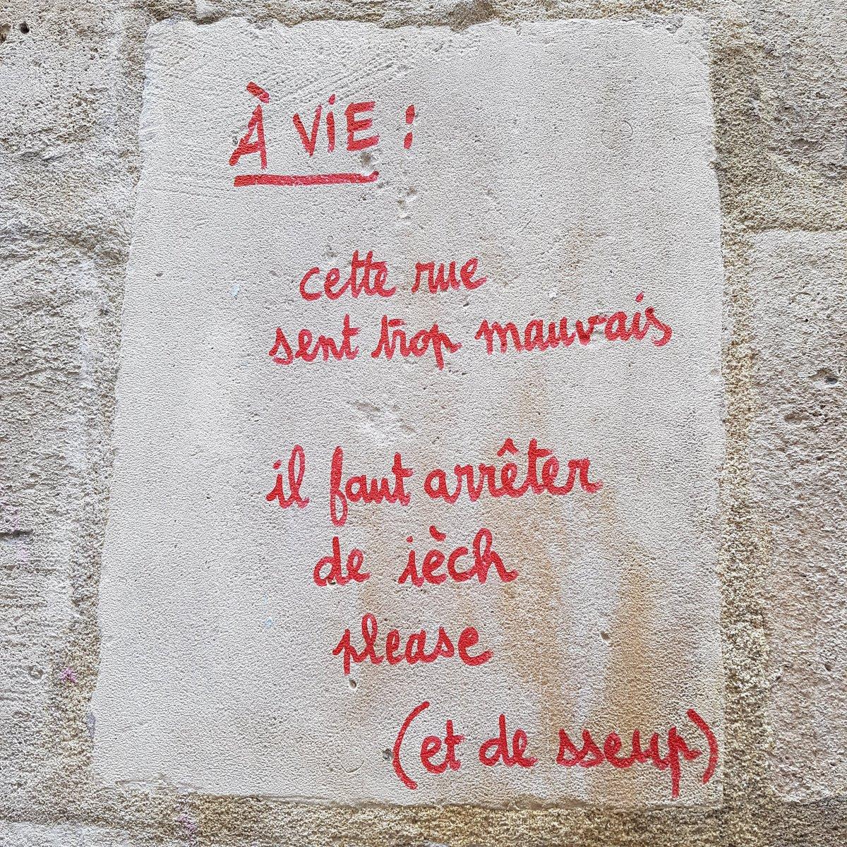 Vu à Paris